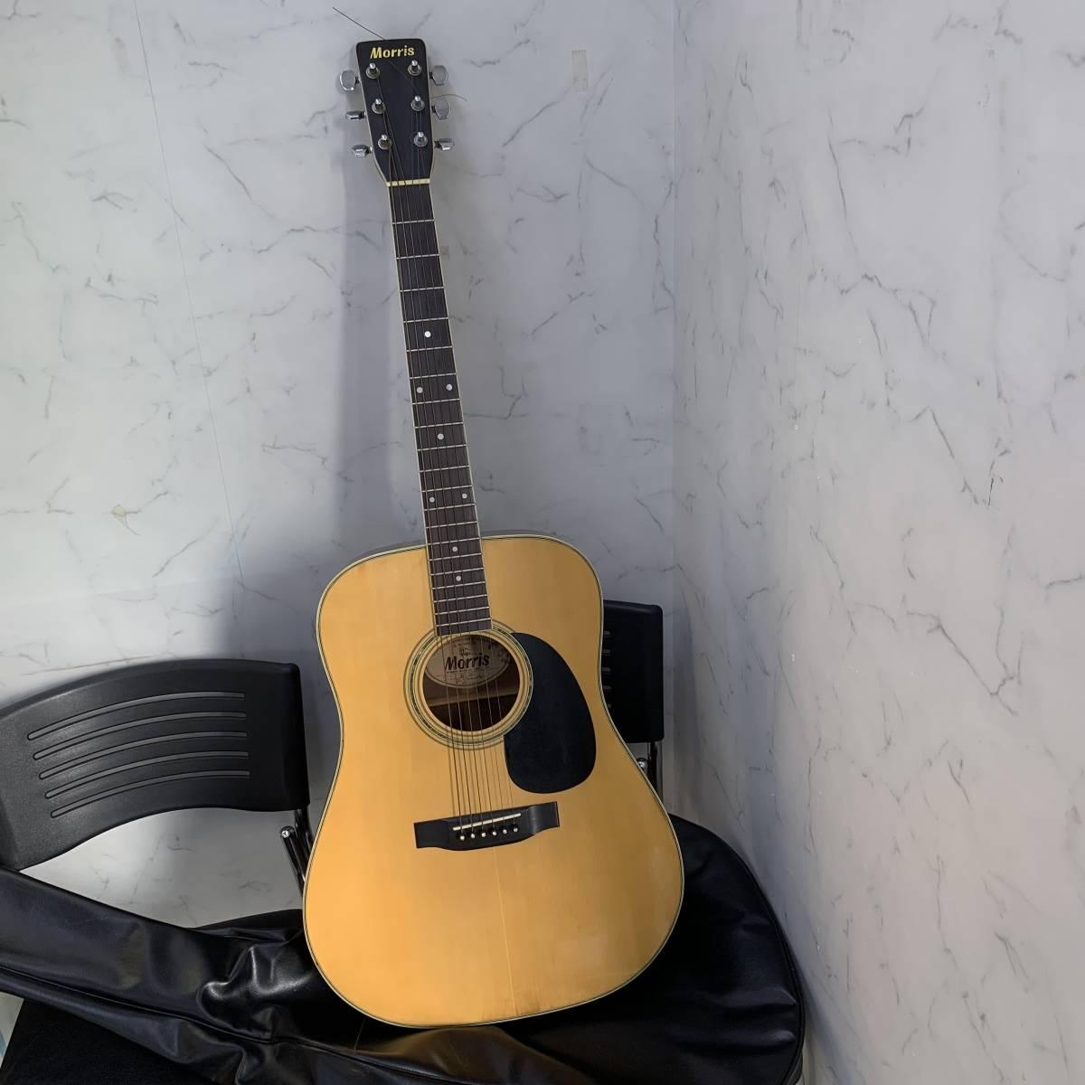 モーリス MORRIS アコースティックギター W-25 日本製