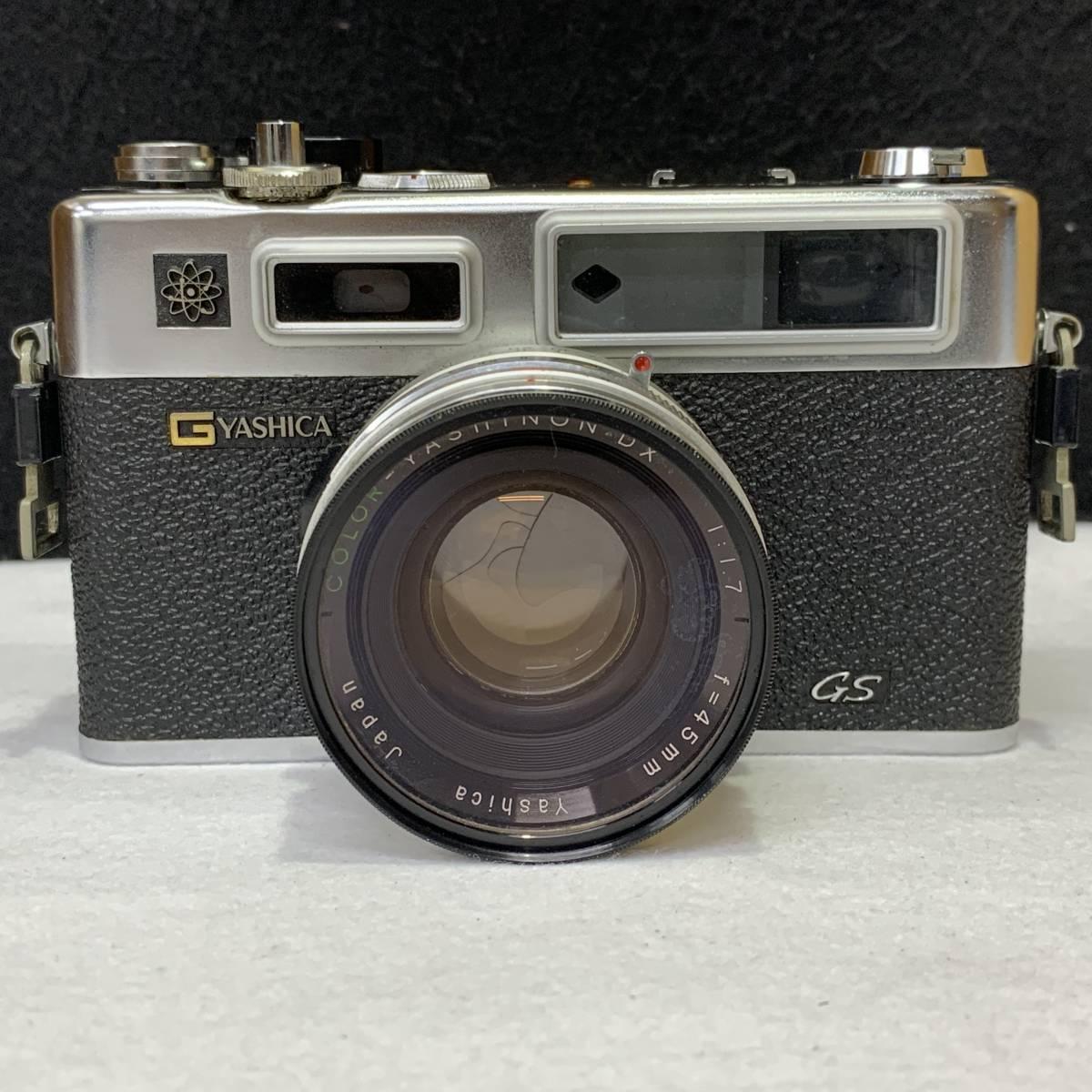 YASHICA ヤシカ GS ELECTRO 35